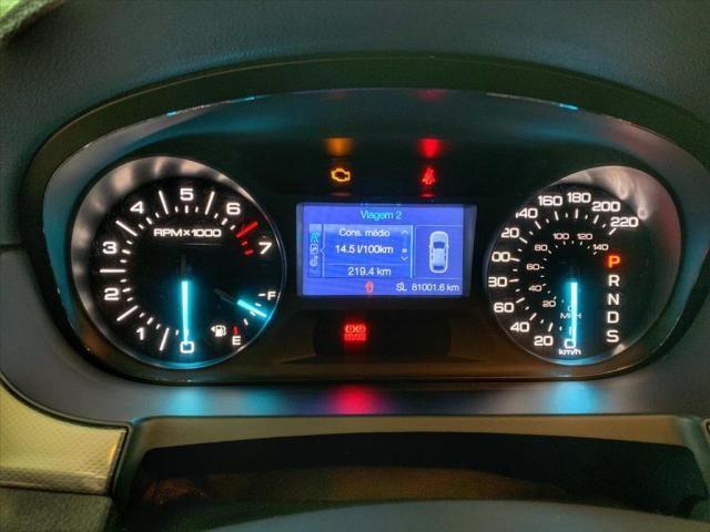 FORD EDGE 3.5 SEL 2WD V6 24V GASOLINA 4P AUTOMÁTICO - Foto 5