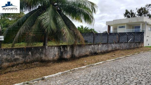 Terreno 900m². Nascente. Plano. Condomínio Jardim Santo Antônio. Estrada do Coco - Foto 11