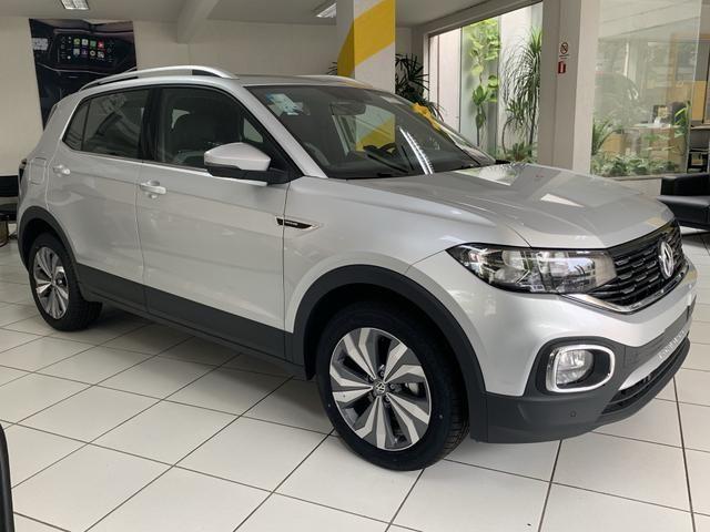 Somaco VW - T-Cross Lançamento Top Da VW Versoes Tsi. Comfor. e High 1.4 Tsi 150 cv - Foto 4
