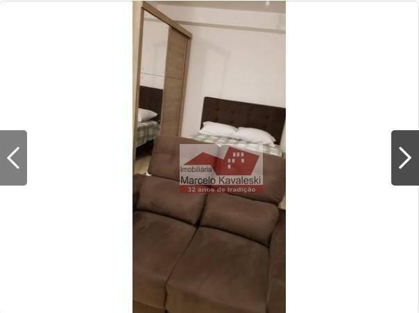 Apartamento com 1 dormitório para alugar, 38 m² por r$ 2.000,00/mês - ipiranga - são paulo - Foto 6