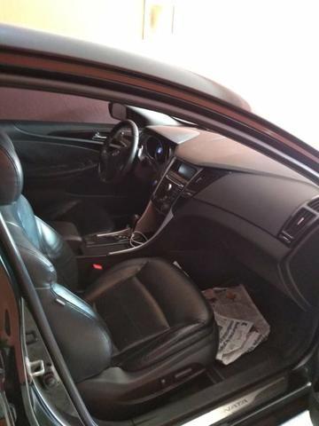 Hyundai Sonata 2012 gnv geração 5 2.4 16V aut - Foto 9
