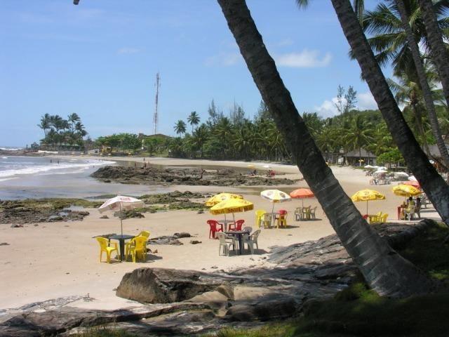 Vendo uma Cabana com Terreno na Praia dos milagres Olivença - Foto 2