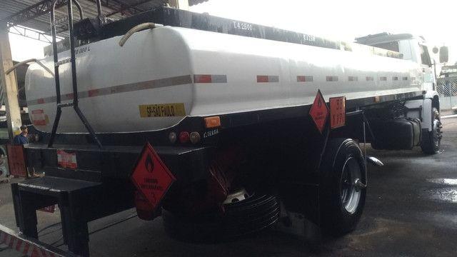Caminhão Tanque Volkswagem 15190 toco de 10 mil litros - Foto 6