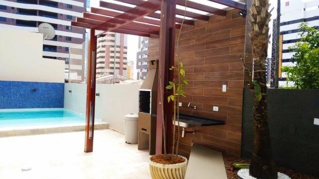 Lindo apartamento próximo ao mar, na Ponta Verde - Foto 3