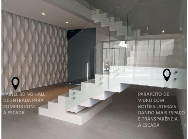 Casa sofistica de alto padrão, 2 pavimentos, 327 metros no Condominio Cyrela - Foto 4