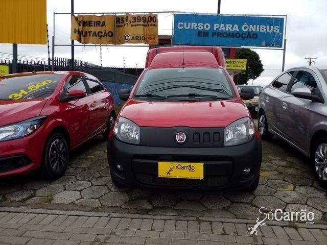Fiat Fiorino Furgão 1.4 MPI 8V 2014/2015 R$ 32.500,00