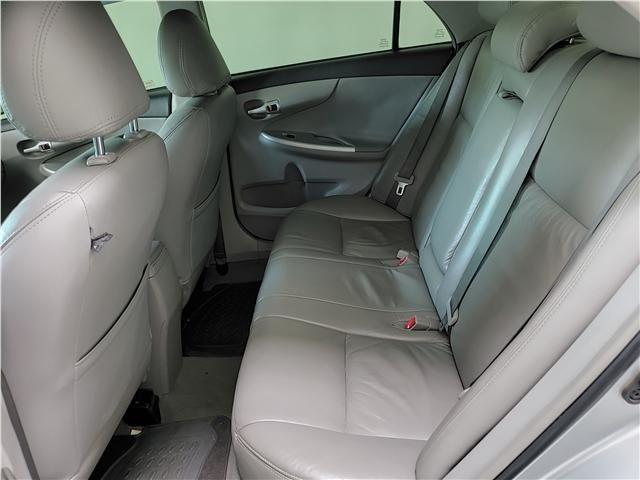 Toyota Corolla XEI Automático 2013. GNV 5° Geração - Foto 15