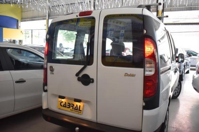 Fiat doblÒ 2014 1.8 mpi essence 16v flex 4p manual - Foto 2