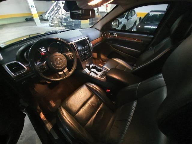 Jeep Grand Cherokee Limited 3.6 (aut) 2011 (Blindado) - Foto 6