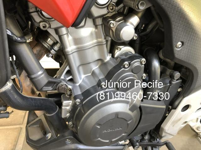 Honda CB-500x com abs - Foto 5
