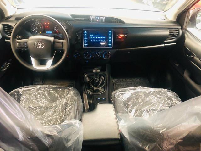 Toyota hilux sr diesel 4x4 mecanica 2018 2019