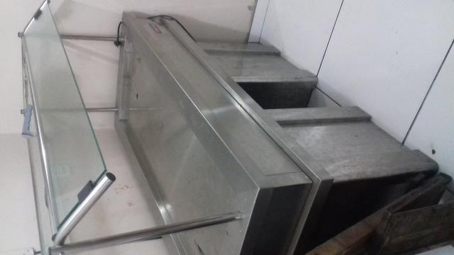 Balcão self-service frio - Foto 2