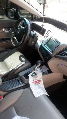 Honda civic 2014 top linha - Foto 5