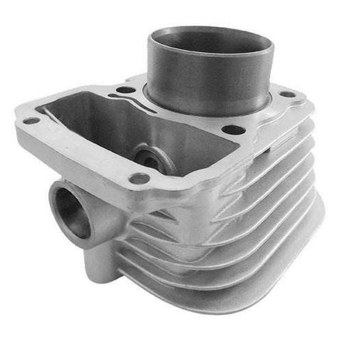 Cilindro Motor CG99p/67mm Pistão + Aneis rik - Foto 2