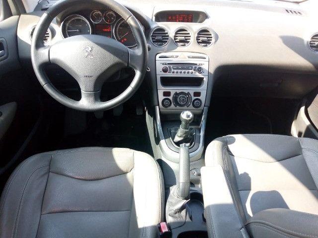 Peugeot 308 Allure 1.6 2013 - Foto 16