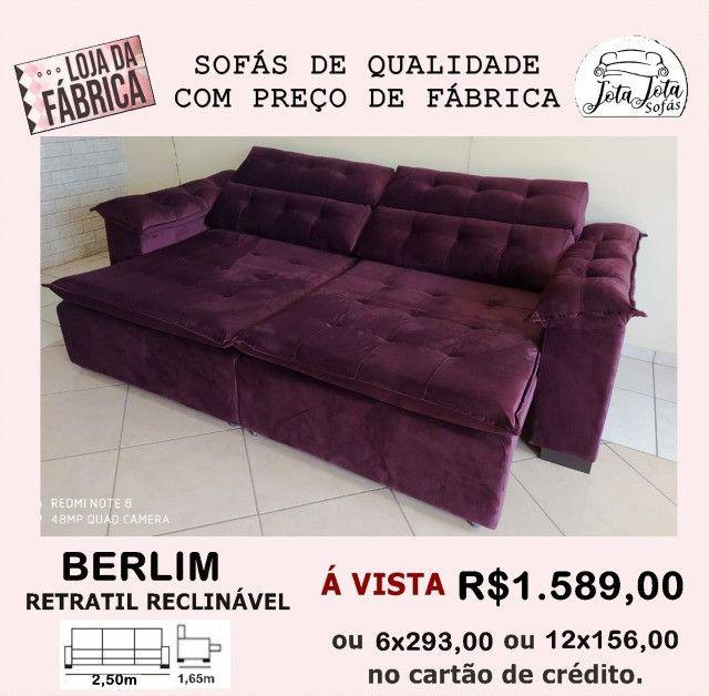 Conforto e Qualidade você encontra So aqui Lindos Sofás a Partir de R$349,00!!! - Foto 6