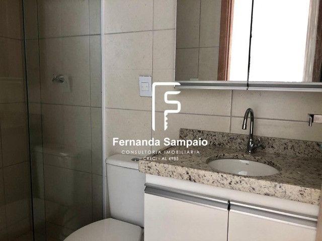 Venda Apartamento 3 Quartos Completo de móveis fixos em Maceió - Foto 8