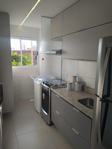 Apartamento em Samambaia Sul Com 2 Quartos - Residencial Amarante - Foto 9