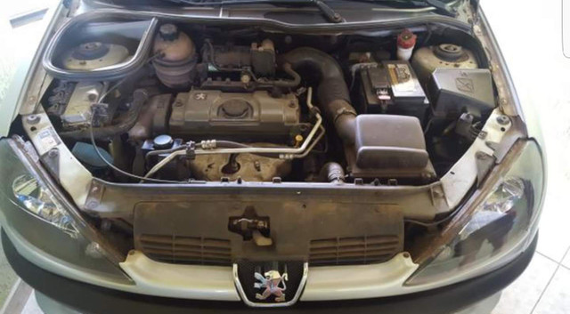 Peugeot 206 1.4 Flex - Foto 7