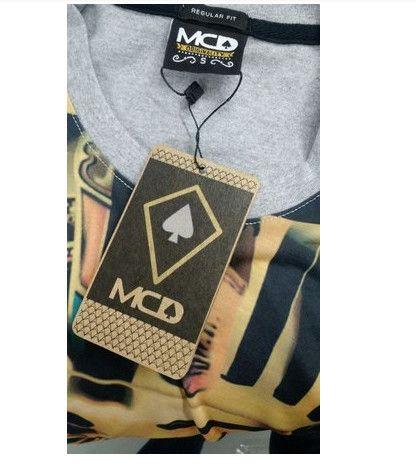 Camiseta MCD Atacado- Kit 10 peças - camisetas no atacado para revenda roupas De Marca - Foto 2