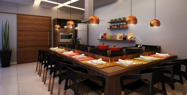Osasco Bela Vista 56 metros 2 Dormitórios Suíte Varanda Gourmet 1 vaga Pronto para Morar - Foto 5