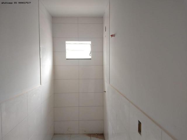 Casa para Venda em Várzea Grande, Canelas, 2 dormitórios, 1 banheiro, 2 vagas - Foto 11