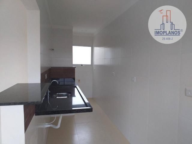 Casa com 2 dormitórios à venda, 59 m² por R$ 230.000,00 - Mirim - Praia Grande/SP - Foto 12