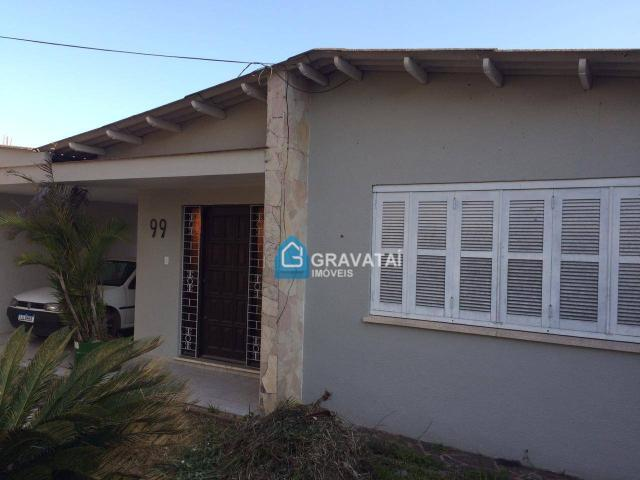 Casa com 3 dormitórios para alugar, 158 m² por R$ 3.900,00/mês - Centro - Gravataí/RS - Foto 2