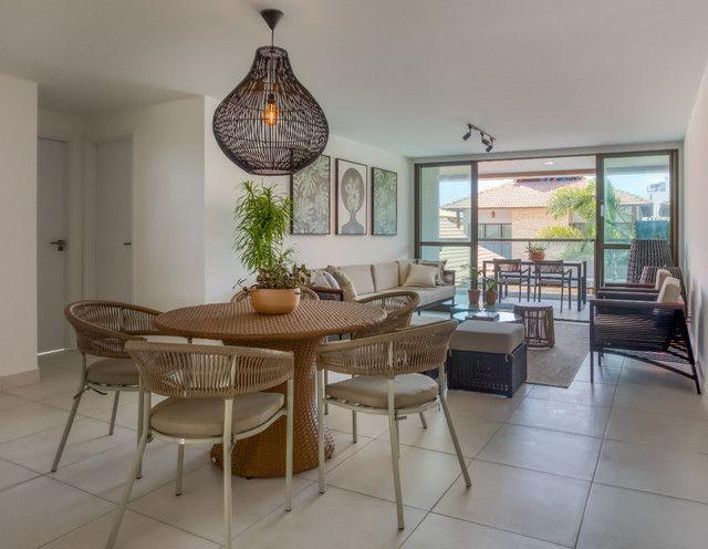 Apartamento Bangalô à venda na Praia de Camboinha - Cabedelo 131 metros quadrados - Foto 6