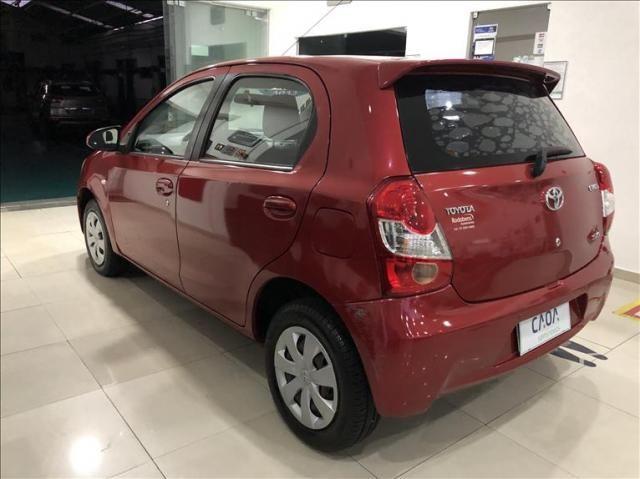 Toyota Etios 1.5 xs 16v - Foto 5