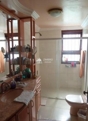Apartamento 03 dormitorios para venda em Santa Maria, central, alto padrão, 2 vagas de gar - Foto 8