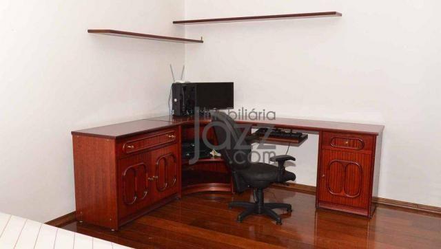 Linda casa com 5 dormitórios e ampla área de lazer à venda, 315 m² por R$ 950.000 - Reside - Foto 7