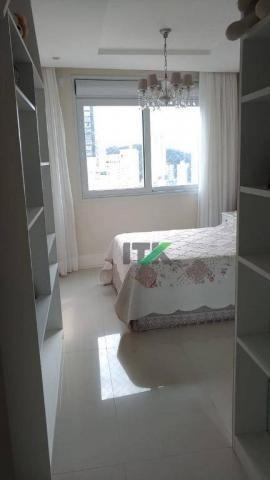 Apartamento com 4 dormitórios à venda, 210 m² por R$ 5.200.000,00 - Centro - Balneário Cam - Foto 17