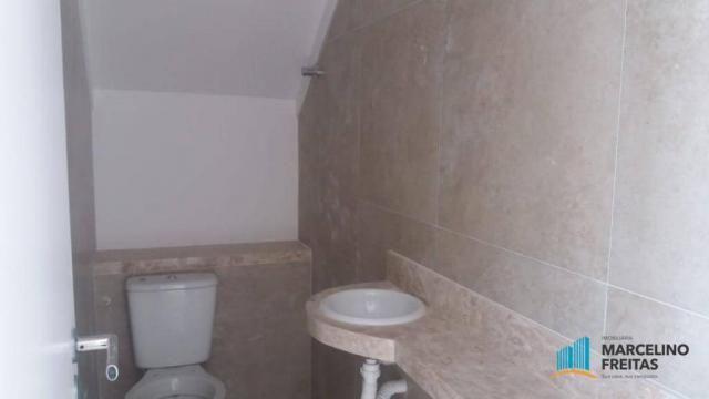 Casa com 3 dormitórios para alugar, 236 m² por R$ 3.609,00/mês - Centro - Eusébio/CE - Foto 8