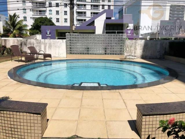 Apartamento à venda com 3 dormitórios em Tambaú, João pessoa cod:13608 - Foto 3