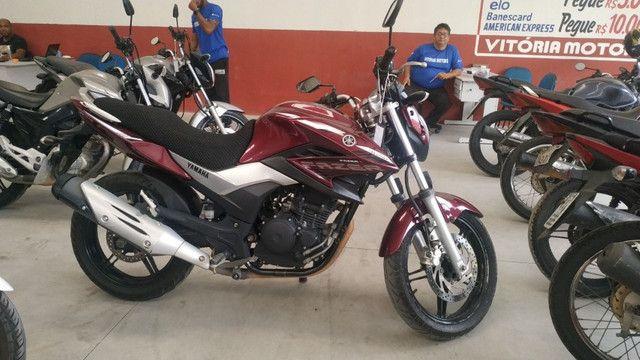 Fazer 250cc/troco por moto menor valor/em até 48x no carnê/36x no cartão de crédito - Foto 6