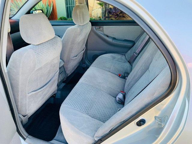 Toyota / Corolla Xei 1.8 Automático (Completo) - Foto 8