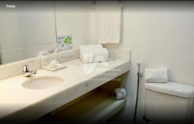 Flat com 1 dormitório à venda, 30 m² por R$ 249.000 - Caminho das Árvores - Salvador/BA - Foto 4