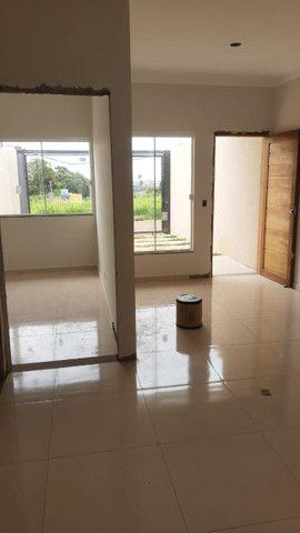 Vende-se casas novas no Lot. Siena, Bairro Esmeralda - entrada facilitada - Foto 6