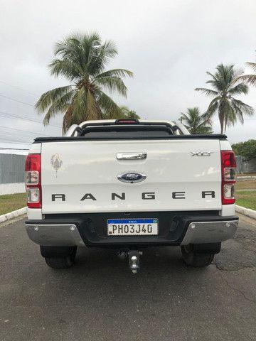 Ford ranger xlt 3.2 cabine dupla 2017/2017 diesel - Foto 10
