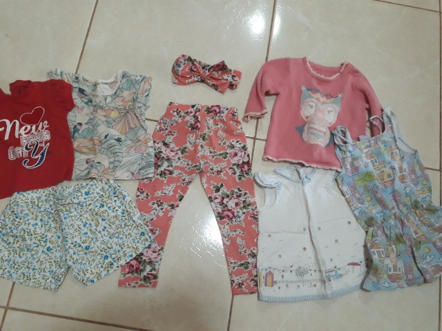 Lote de roupas de 2 anos - Foto 3