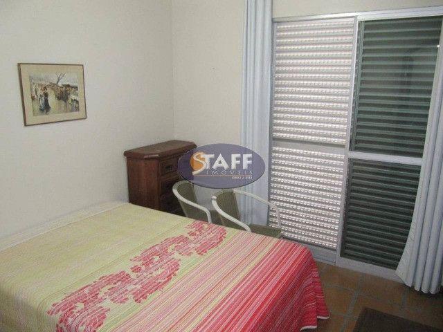 AZ-Apartamento com 3 quartos, 93 m², aluguel por R$ 2.800/mês-Centro-Cabo frio/RJ(AP0651) - Foto 2