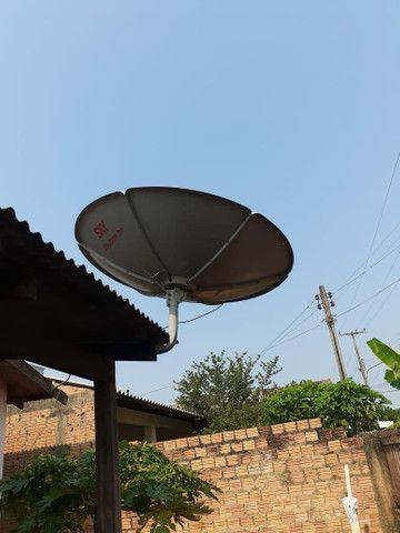Duas antenas. - Foto 2