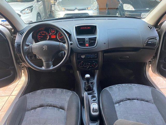 Peugeot 207 2009, 1.4 flex completo, impecável !!! - Foto 5