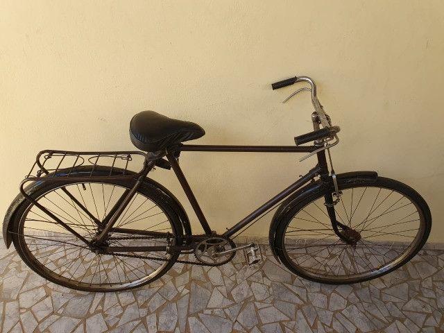 Bicicleta Antiga (colecionador) Anos 50 Aro 28 Royal - Restauração - Foto 2