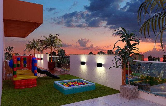 Easy Home 1 dorm varanda Gourmet -J.d Aquarius - Localização Privilegiada - Foto 7