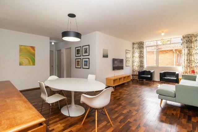 AP0667 - Apartamento 3 quartos, 1 suíte, 2 vagas no Batel - Curitiba - Foto 2