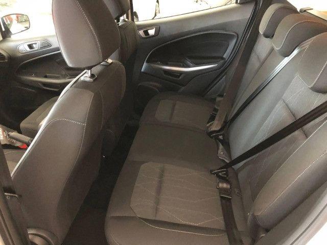 Ecosport SE 1.5 12V Flex 5P Aut.-Mod:2021 - Foto 8