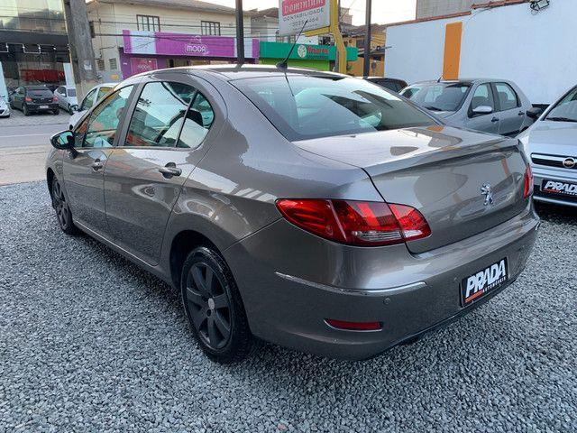 Peugeot 408 2.0 Flex Aut. 2012 - Foto 8