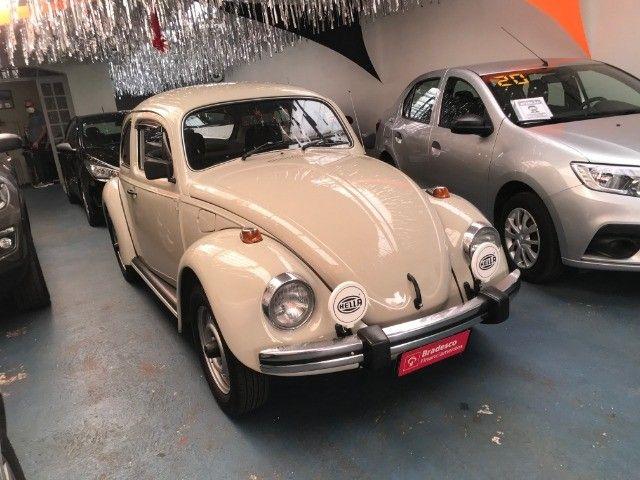 VW Fusca 1600 - Placa Preta - Colecionador - Foto 3